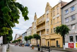 На проект реконструкции театра королевы Луизы в Советске под музей хотят потратить 14,6 млн рублей