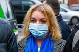 Кукушкина: Сегодня на оперштабе примут решение о возобновлении авиарейсов из Калининграда в Минск