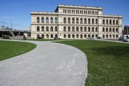 Для обустройства площади в сквере у ДКМ планируют привлечь несколько инвесторов