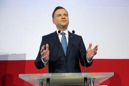 Президент Польши о строительстве канала: Каждое уважающее себя государство сделало бы это