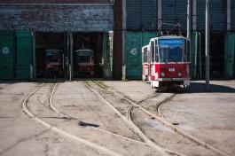 Российские власти направят в регионы 1,8 млрд рублей на ремонт троллейбусных линий и трамвайных путей