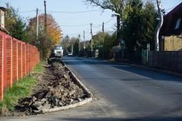 Власти Калининграда не заплатили питерскому подрядчику 4,5 млн рублей за некачественный ремонт дорог
