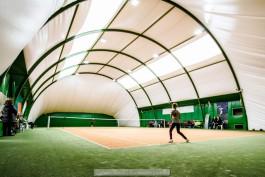 «Велосипеды и аудиоколонки»: в Калининграде завершился трёхсерийный турнир по теннису