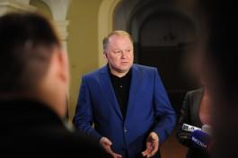 Цуканов призвал жителей поддержать Алиханова на выборах главы региона