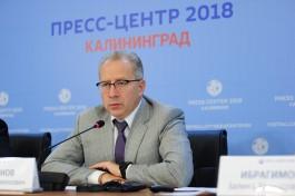 Рольбинов: Восточная эстакада уже разгрузила Московский проспект в Калининграде
