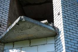 Региональные власти разрешили достроить гостиницу на улице Кутузова в Калининграде