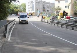 В Калининграде открыли отремонтированный немецкий мост на ул. Орудийной