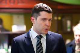 Алиханов: Егорычев ушёл из правительства по собственному желанию