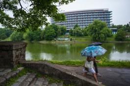 В Калининградской области ожидается тёплая и дождливая рабочая неделя