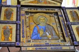 В собор Христа Спасителя в Калининграде привезли главную икону ВМФ