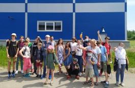«Не для неженок»: «Водоканал» показал школьникам работу очистных сооружений Калининграда
