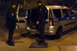 УМВД: Под Гвардейском мужчина разбил металлическим прутом машину знакомого