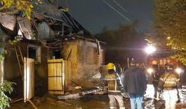 При пожаре в реабилитационном центре на улице Гончарова в Калининграде погибли три человека
