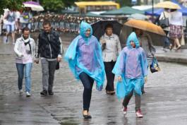 Синоптики прогнозируют прохладную и дождливую рабочую неделю в Калининградской области