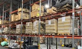 На складе в Храброво изъяли более 150 тысяч пачек сигарет без акцизных марок
