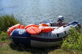 В Куршском заливе нашли тело 59-летнего рыбака