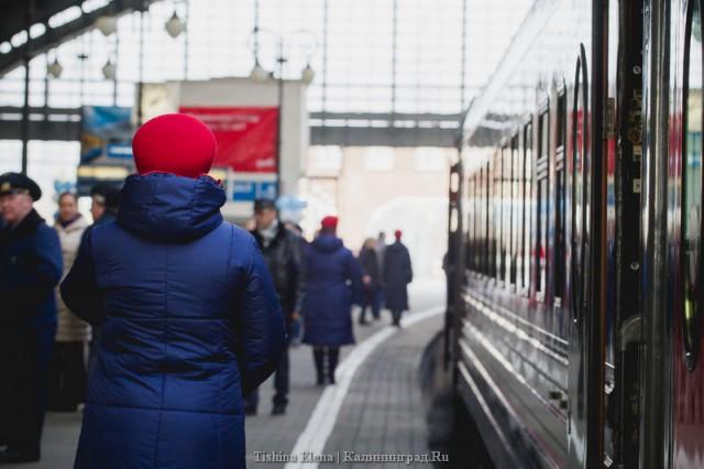 Литва отказалась отпассажирских ж/д-перевозок в столицуРФ
