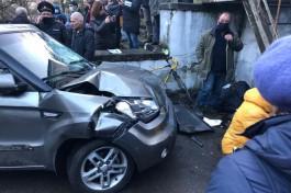 Дело водителя, наехавшего на толпу в Холмогоровке, направили в суд