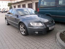 Россиянин пытался вывезти из Калининградской области угнанный автомобиль