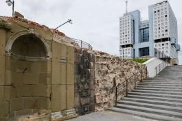 Корпорацию развития области сделают единственным собственником Дома Советов и участка под ним