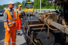 Калининградское правительство определилось со списком дорог, которые отремонтируют в 2021 году