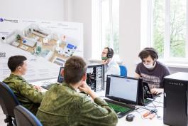 """«С IT на """"ты""""»: в калининградском центре цифрового образования «IT-куб» открылась лаборатория «Ростелекома»"""