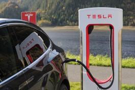 С начала года в России продано 27 автомобилей Tesla, один из них — в Калининграде