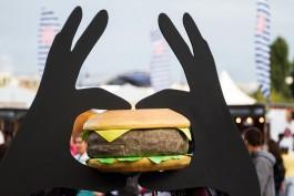 «Уличная еда и развлечения»: как проходит Street Food Weekend у Дома Советов в Калининграде
