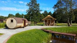 «Аквапарк, баня и скидка 50%»: что приготовил загородный комплекс FishDorf для своих гостей