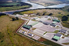 Новый пункт пропуска на границе с Литвой ввели в эксплуатацию, но не могут открыть