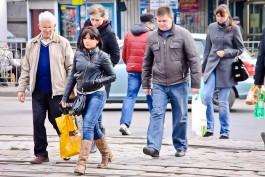 Эксперты: Почти половина россиян относится к среднему классу
