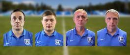 В «Балтике» окончательно сформировали новый тренерский штаб