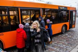 В Калининграде запустят новый автобусный маршрут в Восточный микрорайон через Остров