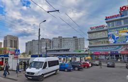 Власти Калининграда требуют снести часть палаток у Южного рынка
