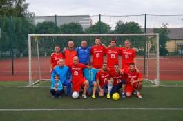 «АВТОТОР» выиграл высшую лигу по мини-футболу