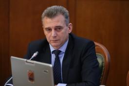 Юрия Федяшова назначили и.о. первого замглавы администрации Калининграда