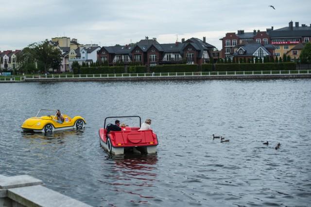 В правительстве озаботились экологическим состоянием Верхнего озера в Калининграде