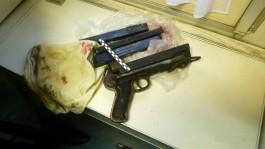 В туалете поезда Калининград — Москва нашли немецкий пистолет-пулемёт времён ВОВ