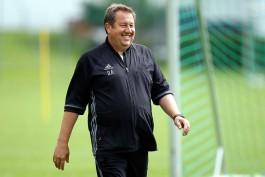 «Балтика» подписала контракт с новым тренером