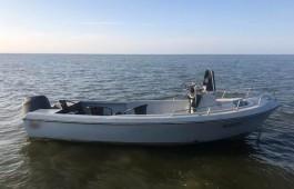 Пятеро иностранцев на моторной лодке случайно заплыли в Калининградскую область
