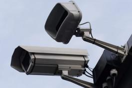 В парке им. Ю. Гагарина в Калининграде установили камеры «Безопасного города»