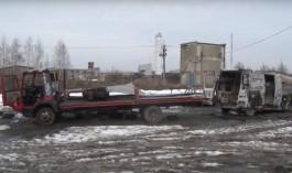 Полицейские задержали подозреваемого в поджоге автомобилей под Калининградом