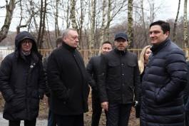 Комиссия Совета Федерации: Мы поражены темпом строительства стадиона в Калининграде