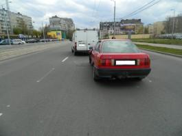 В Калининграде при столкновении двух машин пострадал 51-летний мужчина