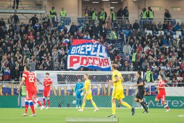 В Калининграде приставы отправили болельщика в камеру в день матча сборной России по футболу