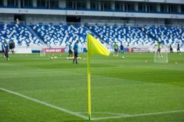 «Балтика» проиграла «Чайке» на стадионе «Калининград»