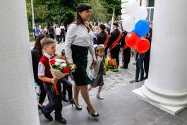«Праздник особого режима»: как выглядело 1 сентября в калининградской школе