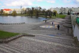 На берегу Нижнего озера в Калининграде хотят построить девятиэтажный дом