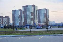 Власти запретили строить 25-этажные дома на Сельме в Калининграде