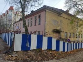 «Дом без культуры»: в Калининграде решили снести немецкое здание ДК «Цепрусс»